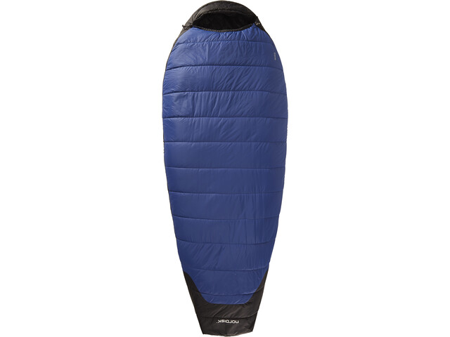Nordisk Gorm -2° Sacos de dormir L, limoges blue/black